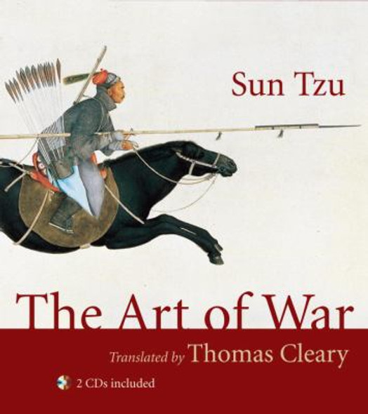 The Art of War (Abridged) [Hardcover] Cover