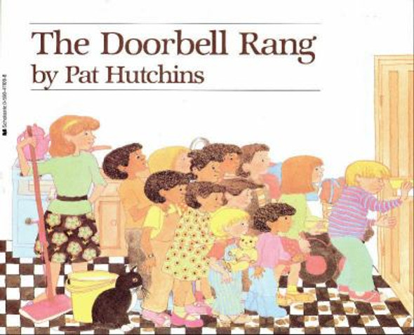 The Doorbell Rang Cover
