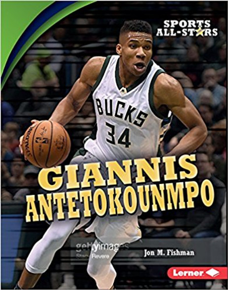Giannis Antetokounmpo (Sports All-Stars) [Paperback] Cover