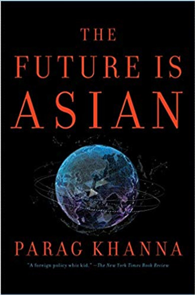 The Future Is Asian [Hardcover] Cover
