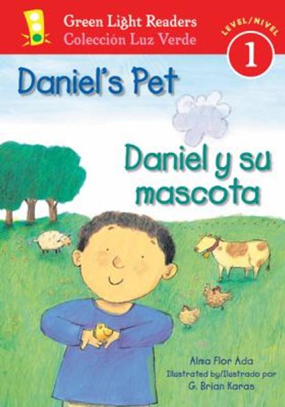 Daniel's Pet/Daniel y su Mascota Cover