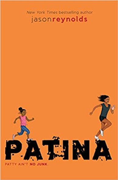 Patina (Reprint) ( Track #2 ) [Paperback] Cover