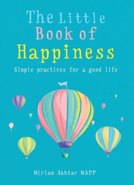 The Little Book of Happiness [Paperback] Cover