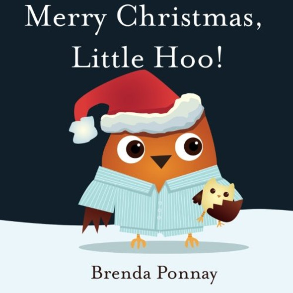 Merry Christmas, Little Hoo! (Volume 3) [Paperback] Cover