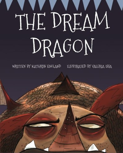 The Dream Dragon [Paperback] Cover