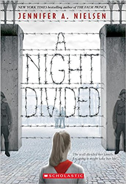 A Night Divided [Paperback] Cover