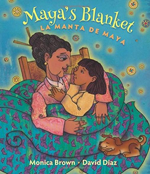 Maya's Blanket/La Manta de Maya - Cover