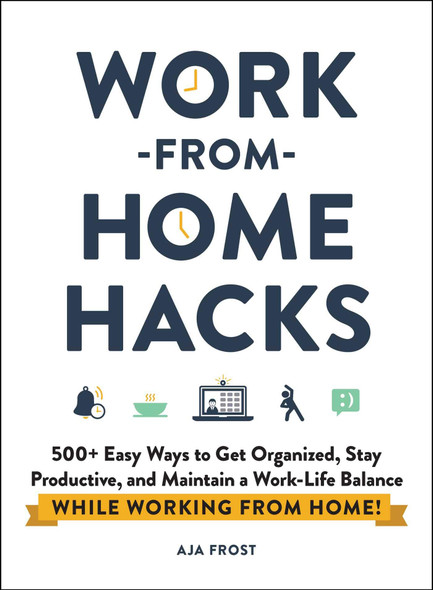 Work-From-Home Hacks - Cover