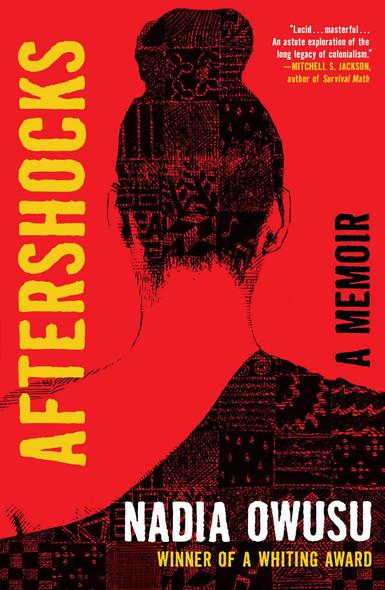 Aftershocks: A Memoir - Cover