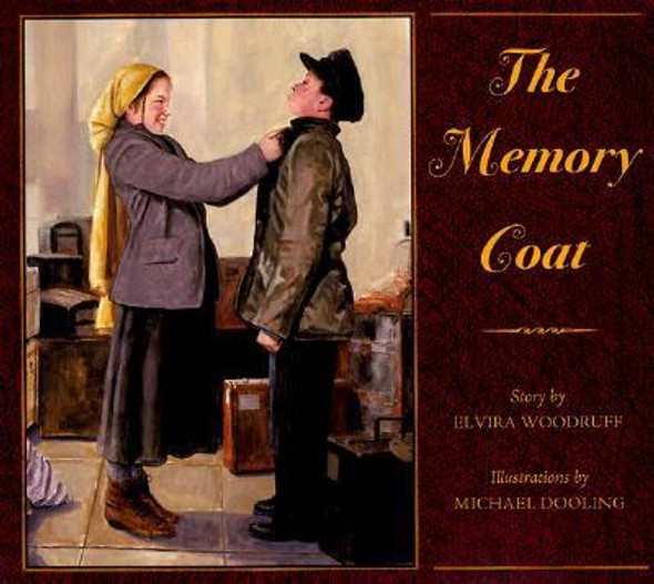 The Memory Coat Cover