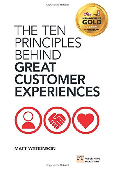 The Ten Principles Behind Great Customer Experiences - Cover