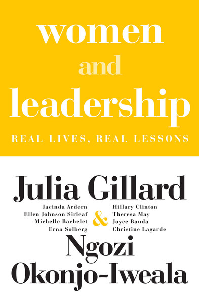 Women and Leadership: Real Lives, Real Lessons - Cover
