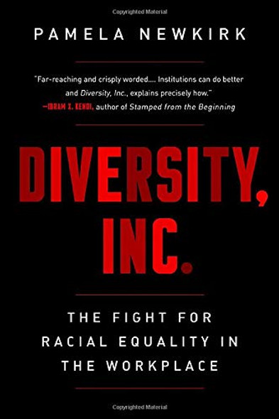 Diversity, Inc.: The Fight for Racial Equality in the Workplace - Cover