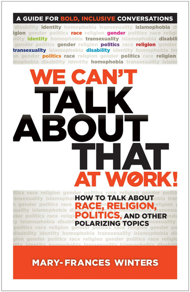 We Can't Talk about That at Work! - Cover