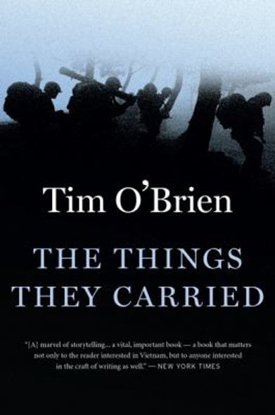 The Things They Carried (Turtleback School & Library Binding Edition) Cover