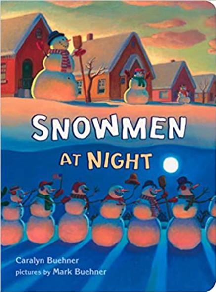 Snowmen at Night [Paperback]