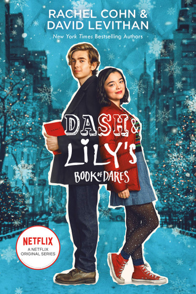 Dash & Lily's Book of Dares - Cover