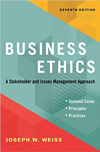 Business Ethics, Seventh Edition - Cover