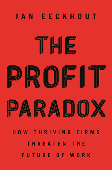 The Profit Paradox - Cover