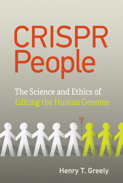 Crispr people - Cover