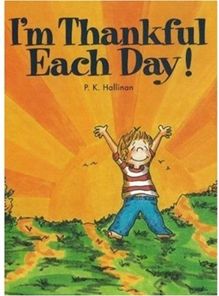 I'm Thankful Each Day - Cover