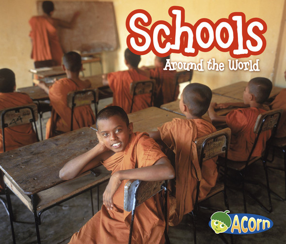 Schools Around the World - Cover