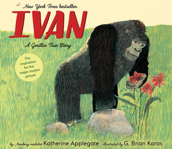 Ivan: A Gorilla's True Story - Cover