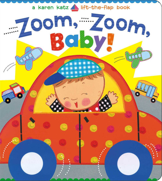 Zoom, Zoom, Baby! - Cover