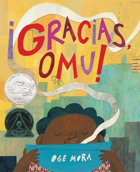 Gracias, Omu! - Cover