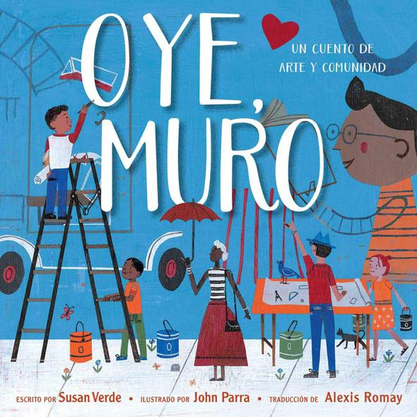 Oye, Muro - Cover