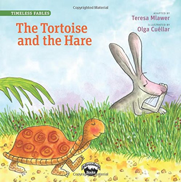 The Tortoise and the Hare - Cover