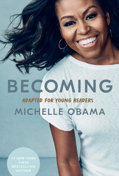 Becoming: Adapted for Young Readers - Cover