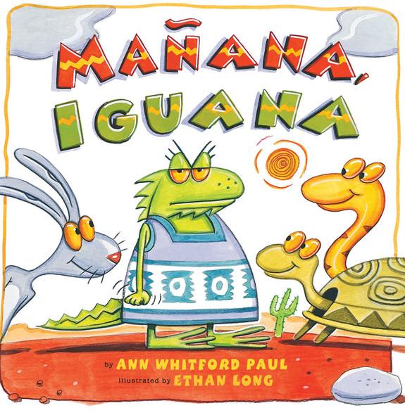 Mañana Iguana - Cover