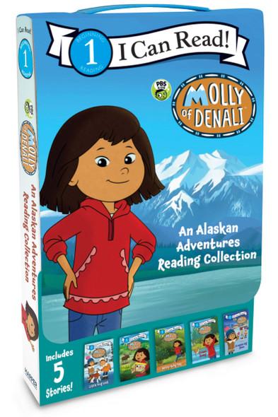 Molly of Denali: An Alaskan Adventures Reading Collection - Cover