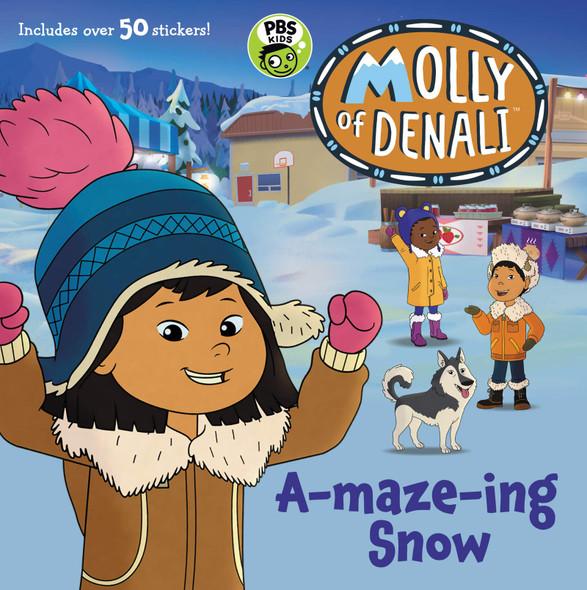 Molly of Denali: A-maze-ing Snow - Cover