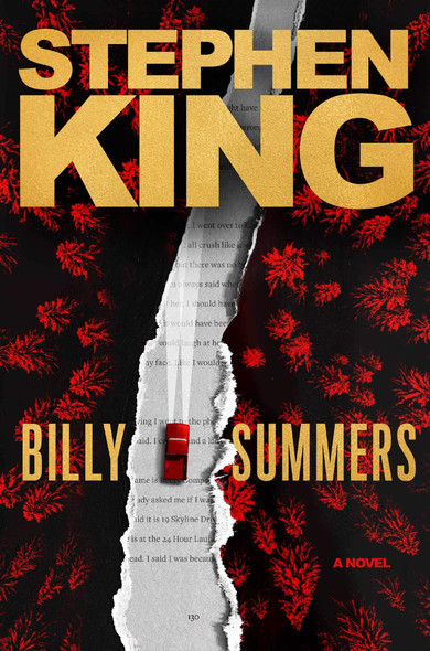 Billy Summers - Cover