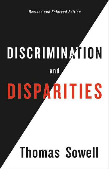 Discrimination and Disparities - Cover