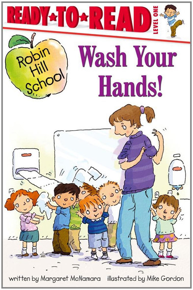Wash Your Hands! - Cover