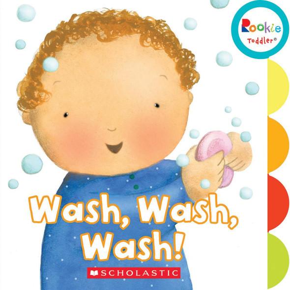 Wash, Wash, Wash! - Cover