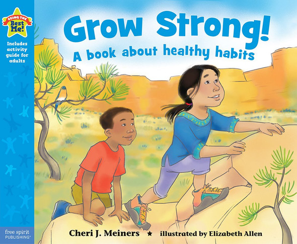 Grow Strong! - Cover