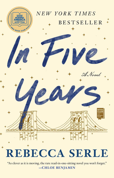 In Five Years - Cover