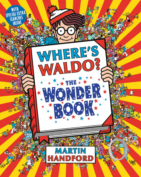 Where's Waldo? the Wonder Book - Cover