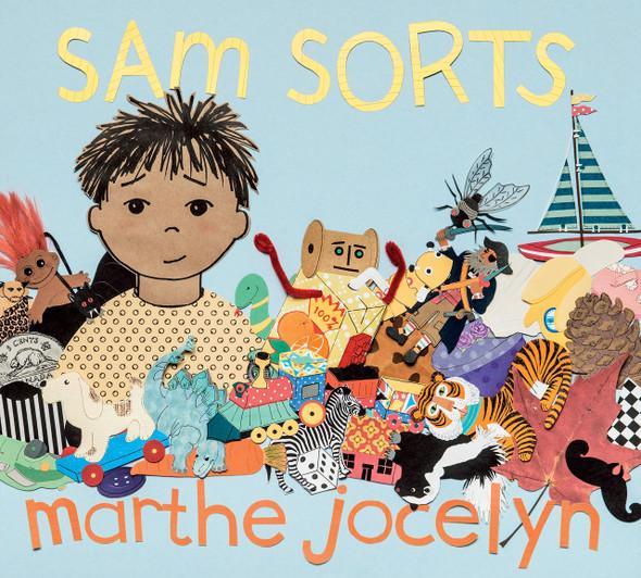 Sam Sorts - Cover