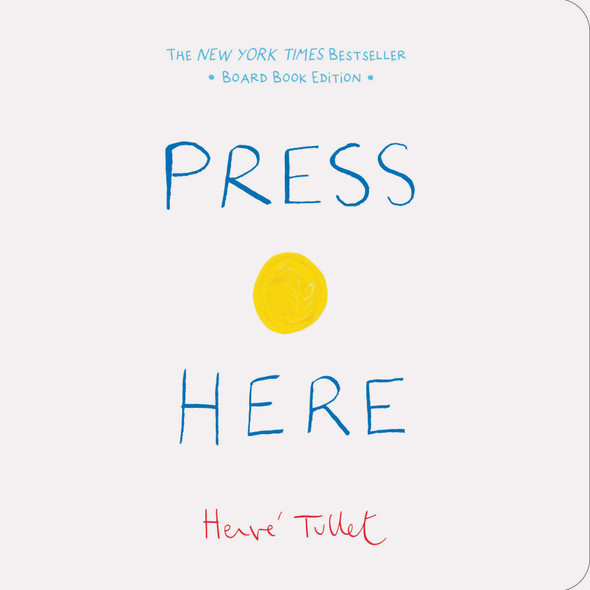 Press Here - Cover
