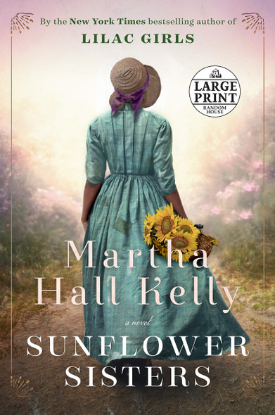 Sunflower Sisters - Large Print - Cover