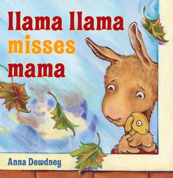 Llama Llama Misses Mama Cover