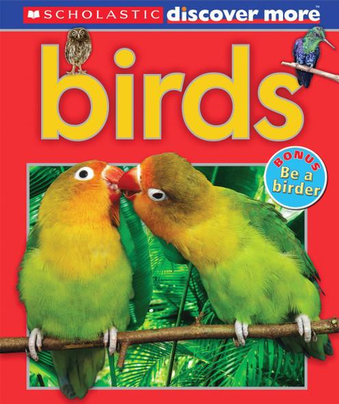 Birds - Cover