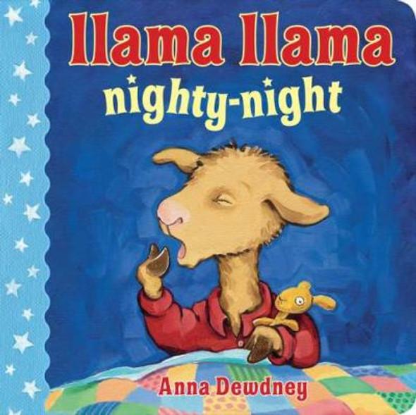 Llama Llama Nighty-Night Cover
