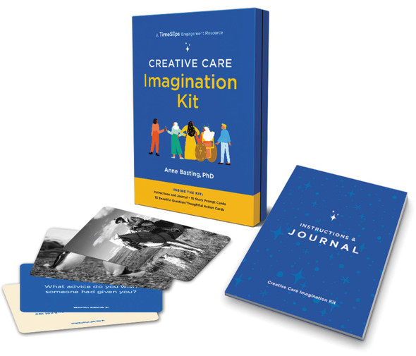 Creative Care Imagination Kit: A TimeSlips Engagement Resource - Cover