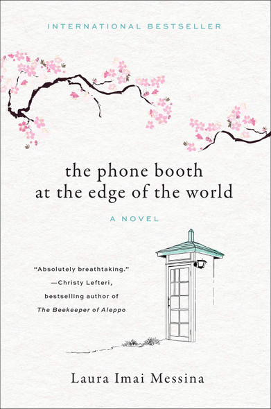 The Phone Booth at the Edge of the World - Cover